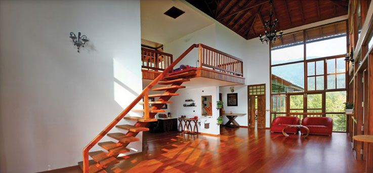 An open room of a house on the hills in Kerala India [737x342] http://ift.tt/2eWYfmn
