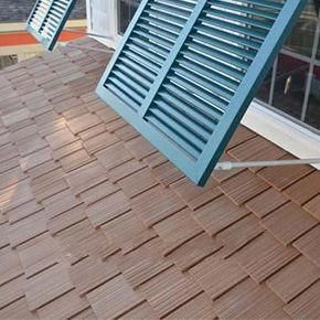 Best Inspire Synthetic Shake Roof Field Tiles 3 Size Specify 640 x 480