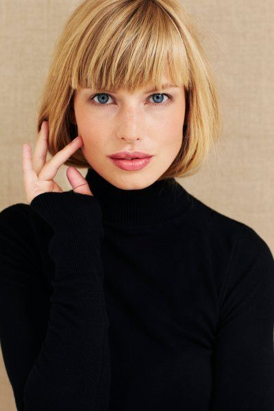 Photo of Beautifully feminine: simply re-style practical bob hairstyles