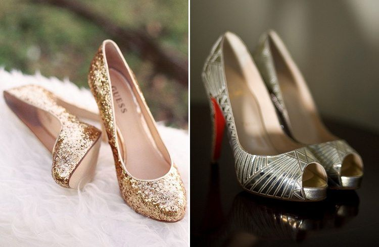 de4838158ac30a Bridal Shoes Every Indian Girl Must Have For Her Wedding