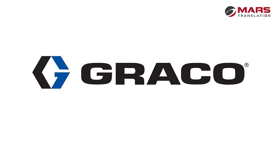 Translation of Instruction Manual for Graco Inc. Graco Inc