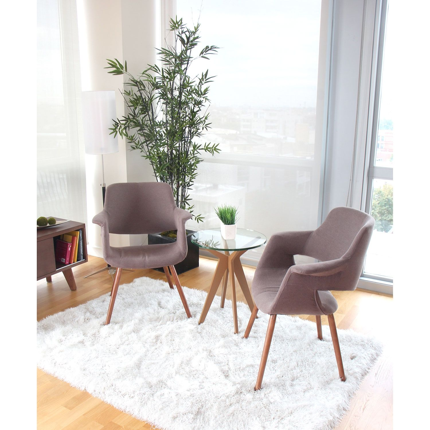 Solo Accent Chair - Brown | Soloing, City furniture and Brown