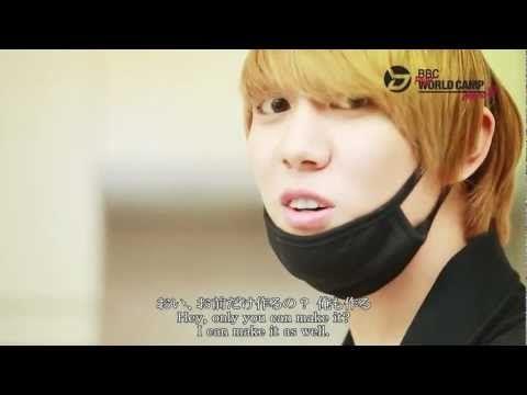 BlockB - [Play! BBC World Camp] Teaser #2 SWEET DESSERT - YouTube
