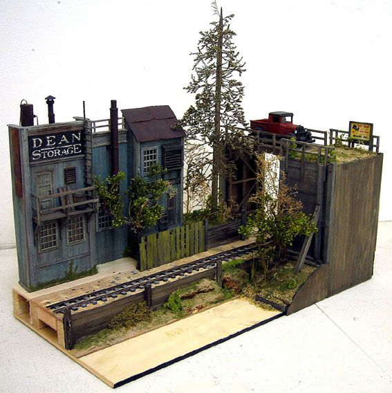 2 ft gauge on n gauge track narrow gauge model for Scale model ideas