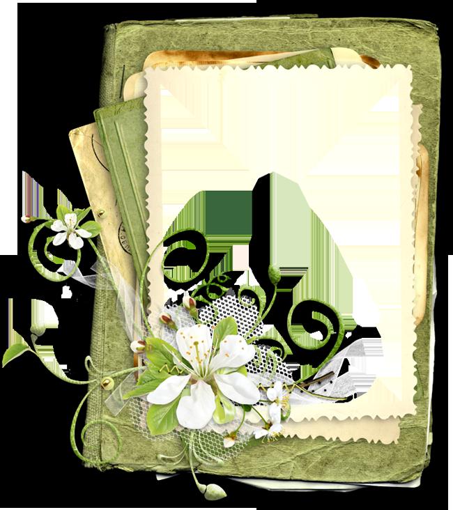 Фото рамки в виде открыток