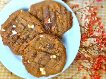 White Chocolate Pumpkin Spice Cookies | Tasty Kitchen: A Happy Recipe Community!