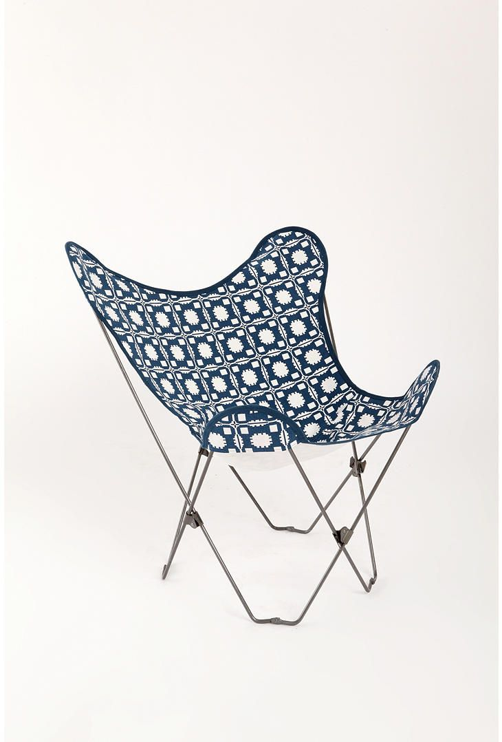 butterfly chair $29.99 at urban outfitters (on sale)