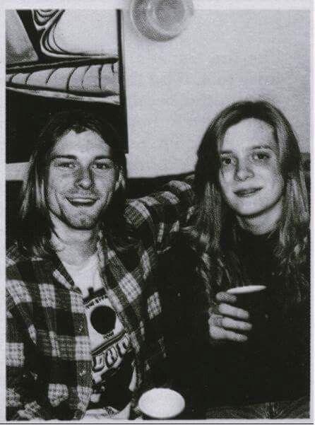 Kurt and his sister Kim