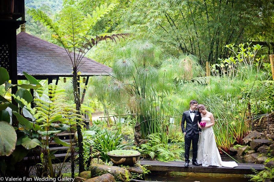 Dusun Garden Fairies Hulu Langat PhotoShoot Location