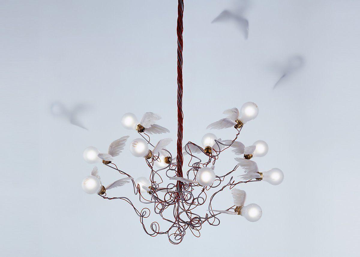 Birdie - Produkte - Ingo Maurer GmbH | Lights in love | Pinterest ...