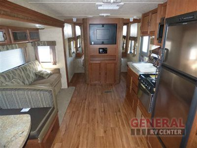 Tap Into Your Wild Side With The Used 2013 Forest River Rv