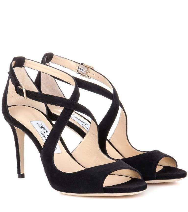 807d65225e731 Sandali eleganti con tacco Jimmy Choo - Dalla collezione primavera estate  2017 di scarpe Jimmy Choo