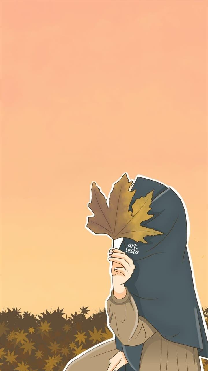 Pin Oleh Nurhayati Di Anime Muslimah Elit Seni Islamis Seni Animasi Ilustrasi Karakter