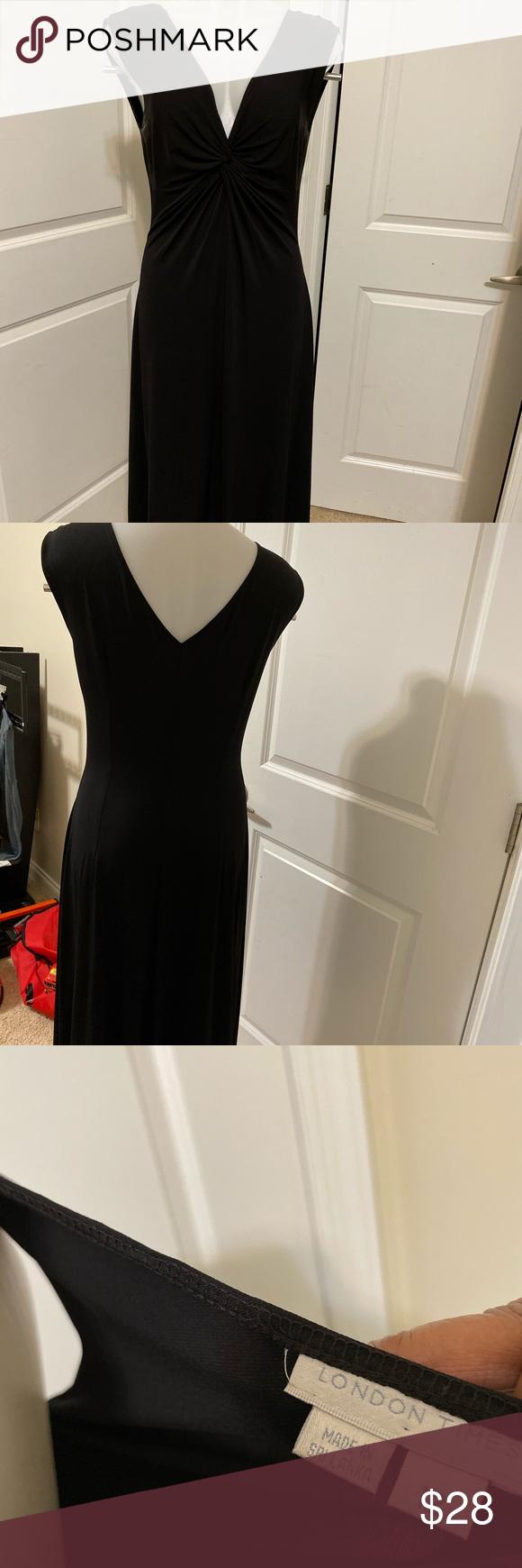 Beautiful Black Dress Size 12 Beautiful Black Dresses Black Dress Dresses [ 1740 x 580 Pixel ]