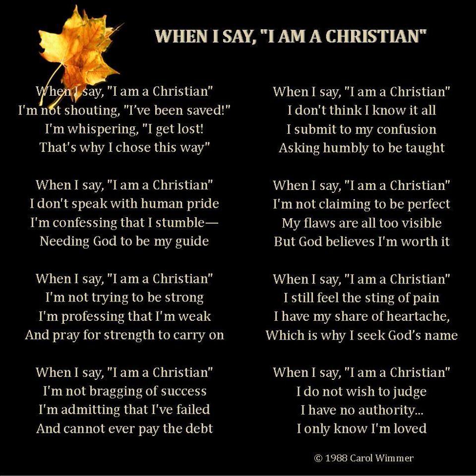 Why I Am No Longer a Christian (2003)