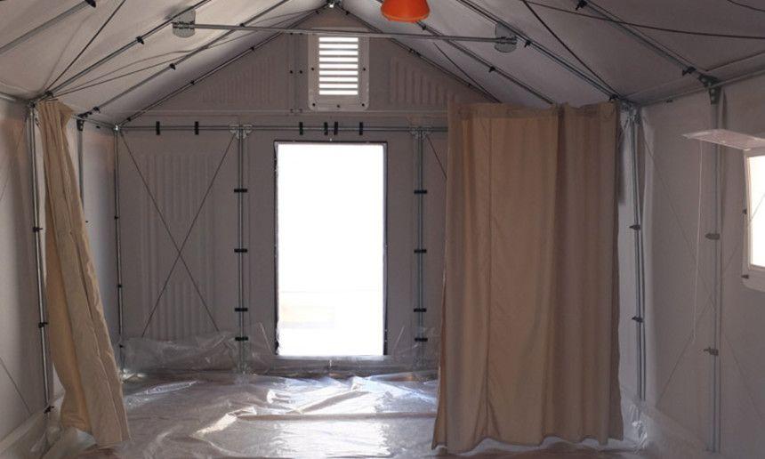 ikea's Refugee Housing, abitazioni temporanee per i paesi in via di sviluppo