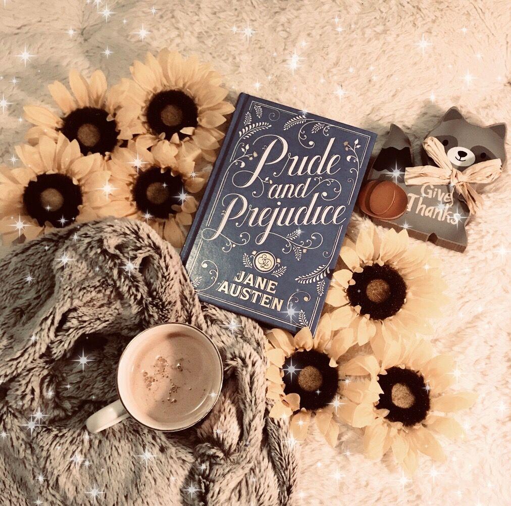 Pride And Prejudice By Jane Austen Booksandcoffee Book Aesthetic Bookstagram Inspiration Bookstagram