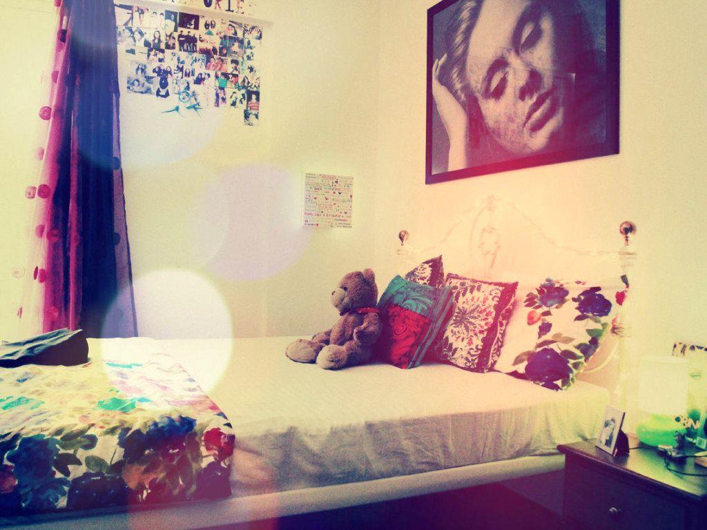simple-teenage-girls-room-inspiration-designs.jpg (1024×768 ...