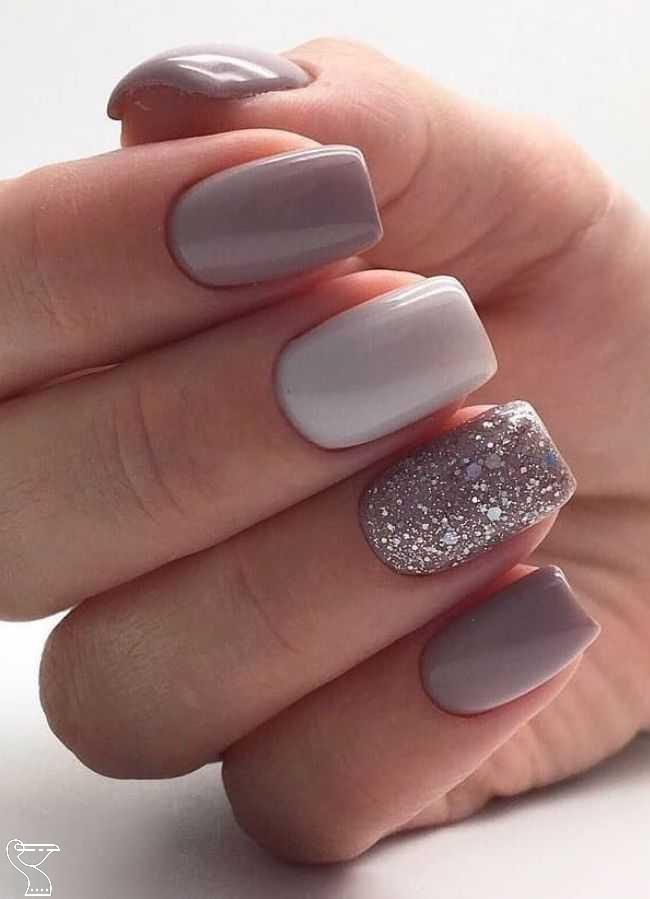 Photo of 66 Natural summer nail design for short square nails page 24 of 66 #nailsdesign
