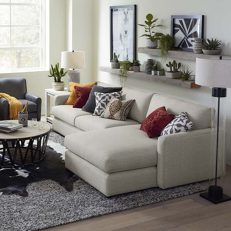 13 Ideas To Consider Sectional Sofas In Your Decorating ...