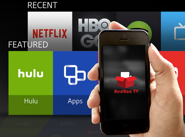 Download RedBox TV Free Live Streaming App for Android