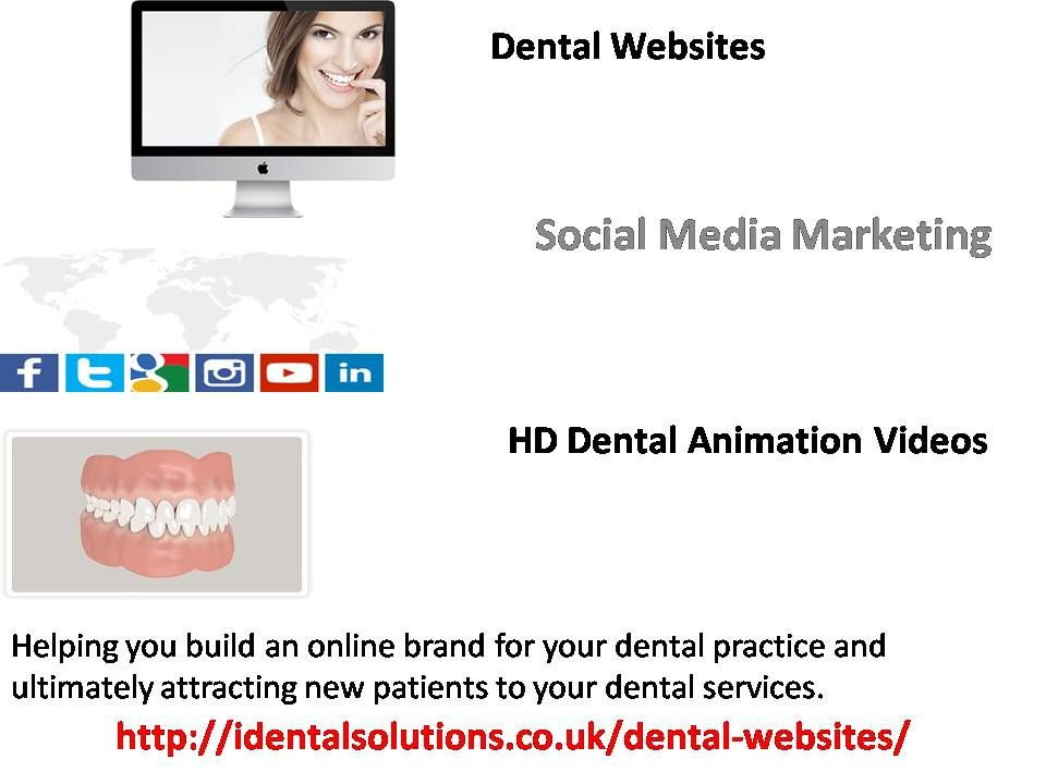 Best websites design services for dentists in UK Dental
