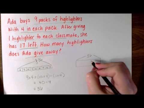 Eureka Math Grade 3 Module 3 Lesson 15 - YouTube