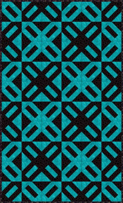 Yet another choice for a boys quilt . . . can you tell I am agonizing over this?