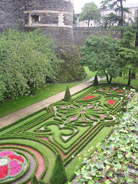 Aions övre trädgård