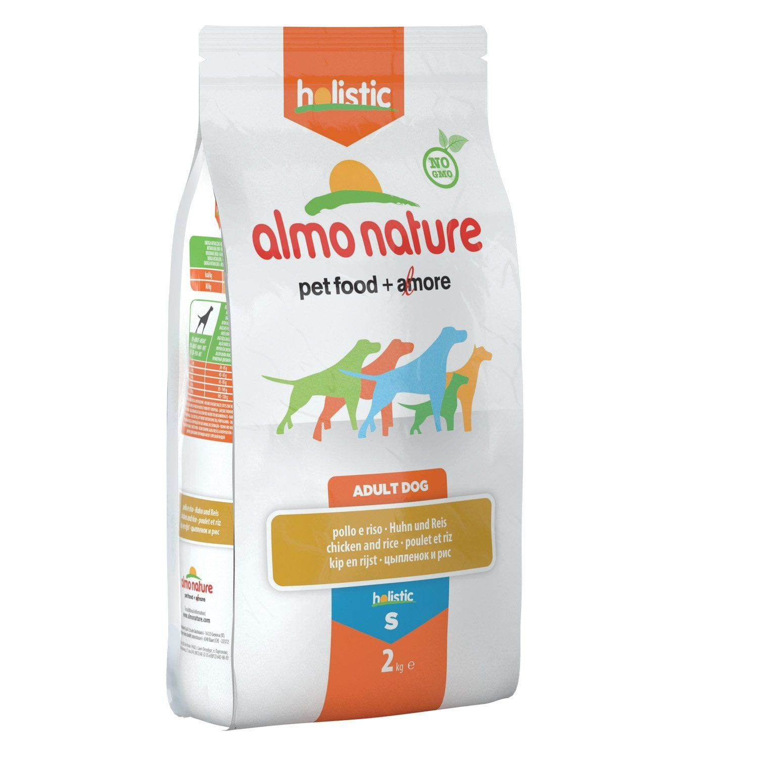 Almo Nature Holistic Small Dog With Chicken And Rice 2 Kg Read More Reviews Of The Product By Visiting The Dog Food Recipes Dog Food Allergies Holistic Dog