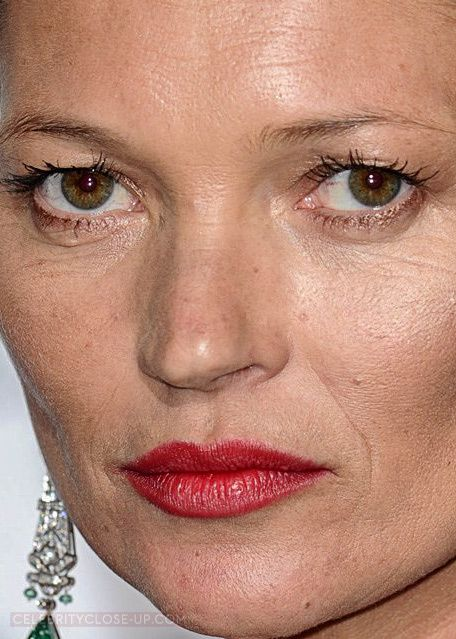 Celebrity Close-Up - Kate Moss | CLOSEUPS | Kate moss ...