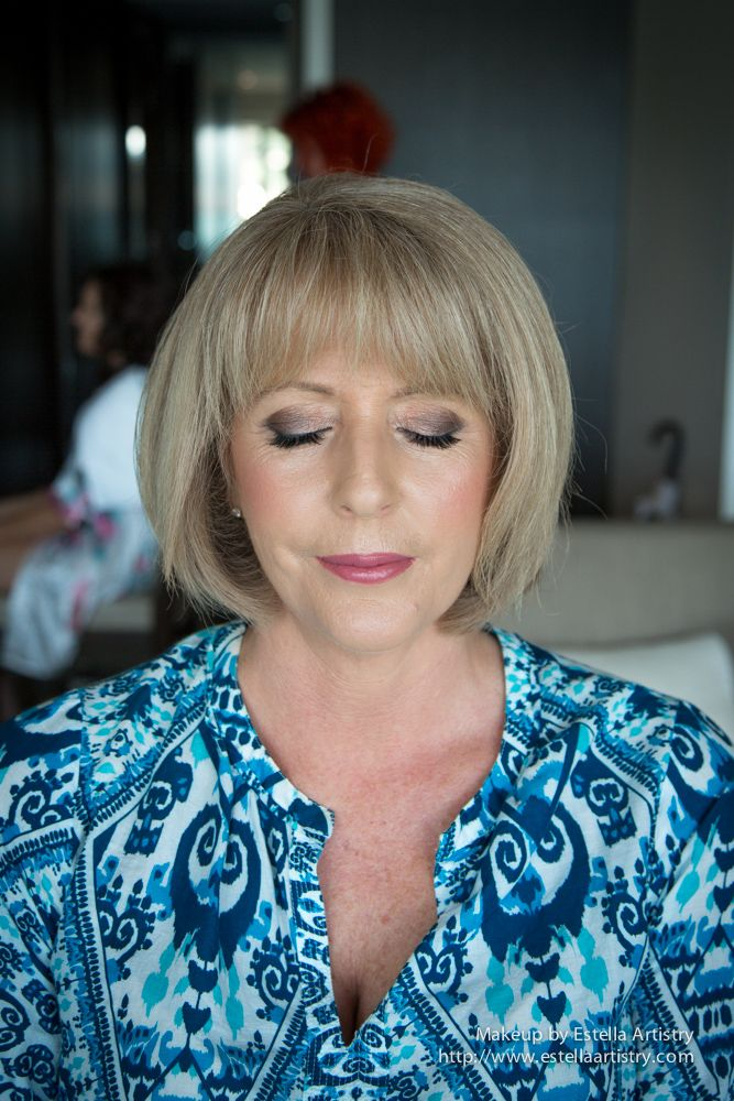 Image result for mother of the bride makeup Mother of