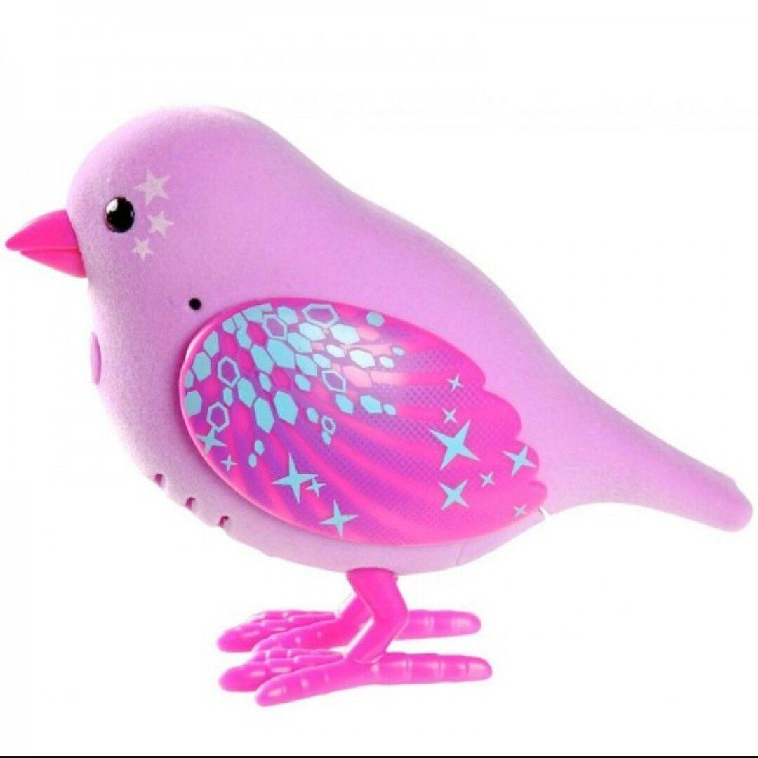 Pink Little Live Pet Bird Little Live Pets Pet Toys Bird Toys