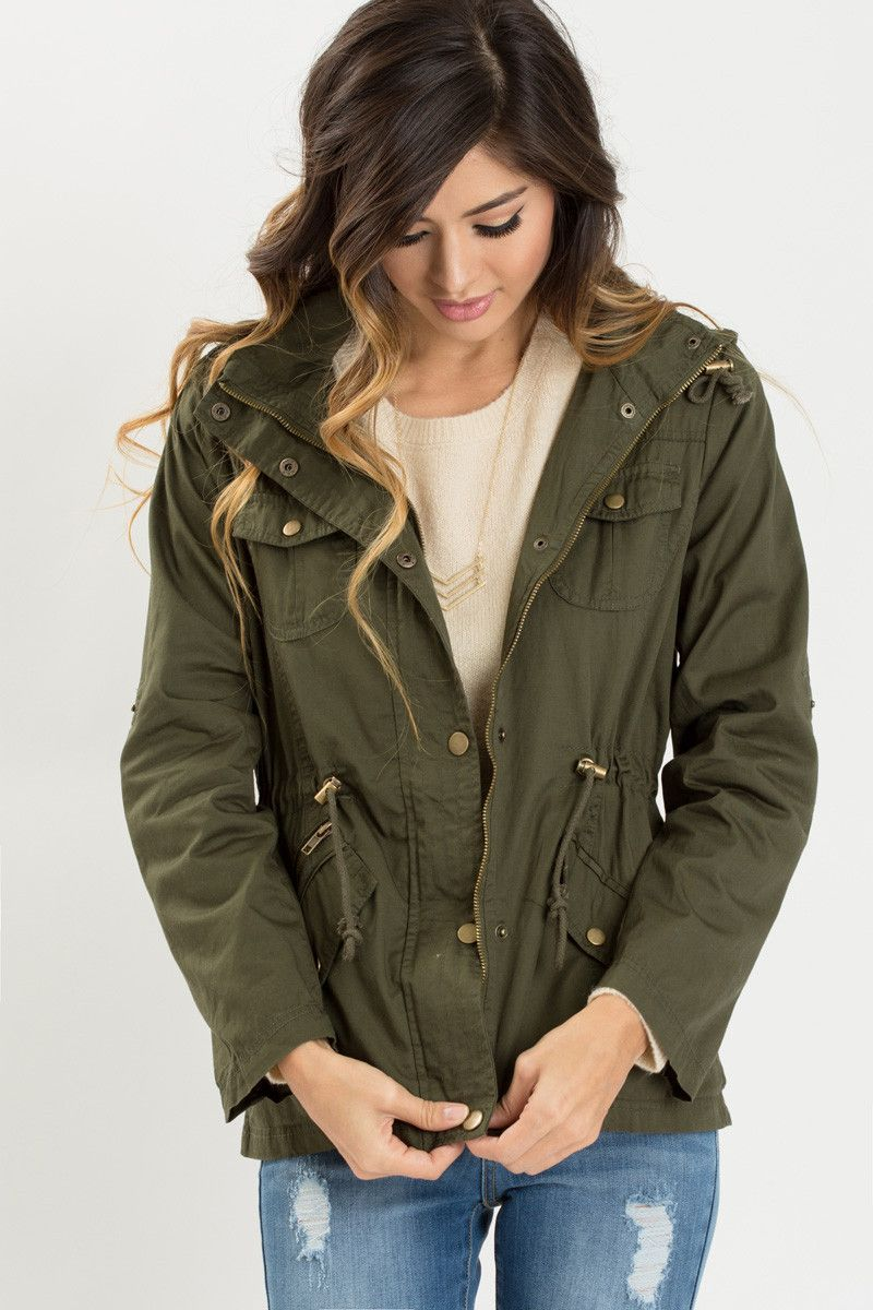 Our New Kristen Tencel Utility Jackets Are Just What You Ve Been Waiting For This Relaxed Fit Closet Sta Jackets For Women Sweaters Women Fashion Cute Jackets [ 1200 x 800 Pixel ]