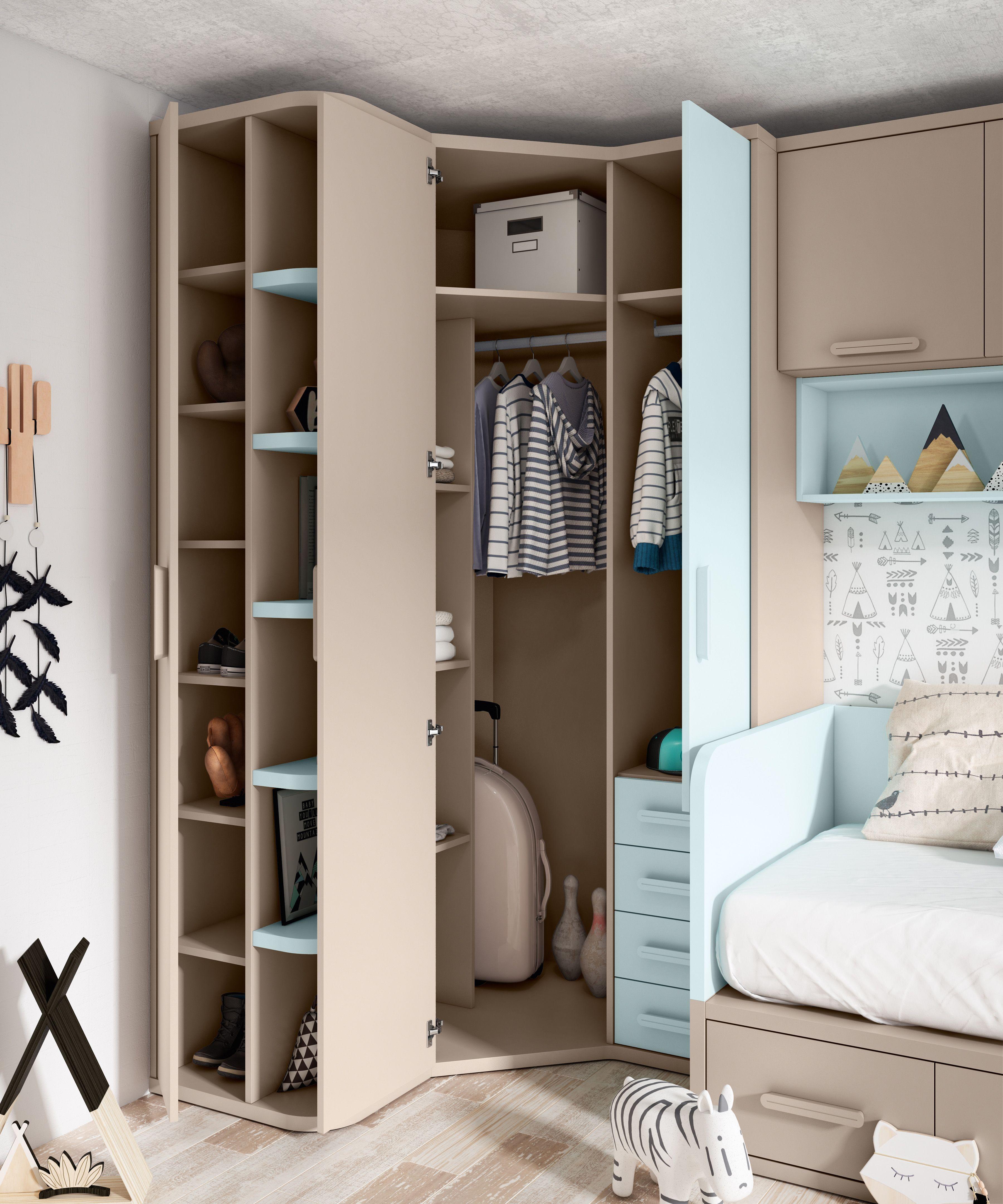 многофункциональные шкафы для маленьких комнат