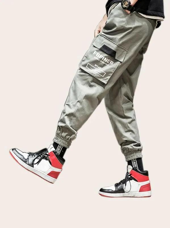 Pantalones De Hombres Con Bolsillo Lateral Pantalon Hombre Pantalones Con Bolsillos Bolsillos
