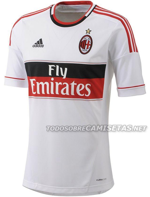 Adidas AC Milan 2012 2013 Casacas De Futbol 8ab25011fe422