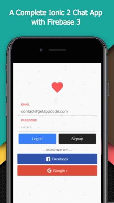 Social login with Firebase #OAuth #FBLogin #GoogleLogin