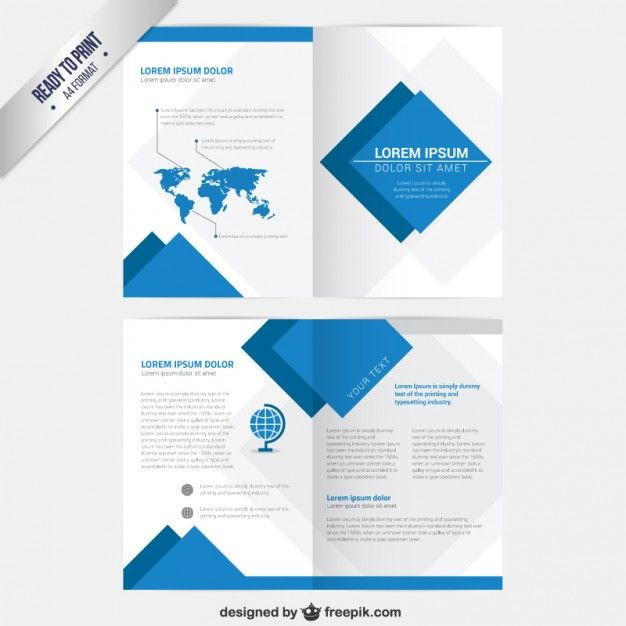 Pin By Nara On     Brochure Template Brochures