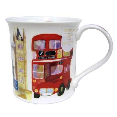Dunoon Bute Emma Ball's London Mug > Dunoon Mugs > British Isles