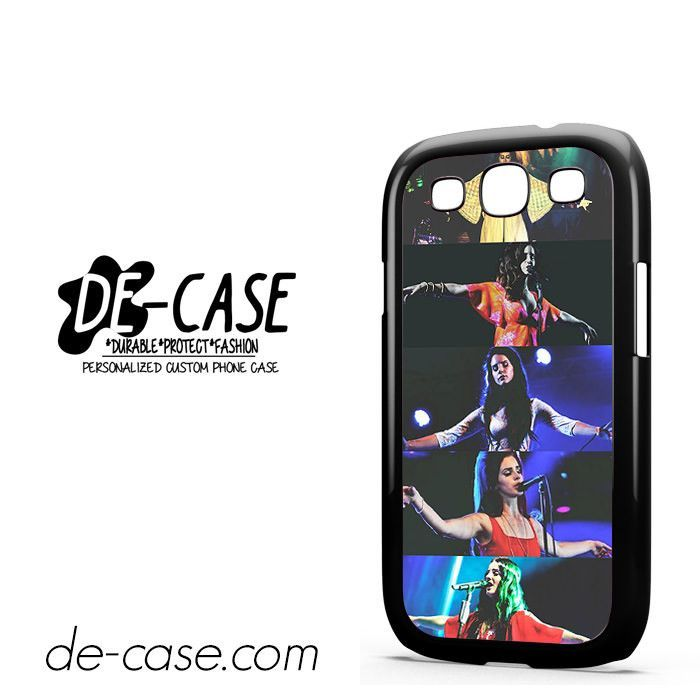 Lana On Stage Collage DEAL-6344 Samsung Phonecase Cover For Samsung Galaxy S3 / S3 Mini