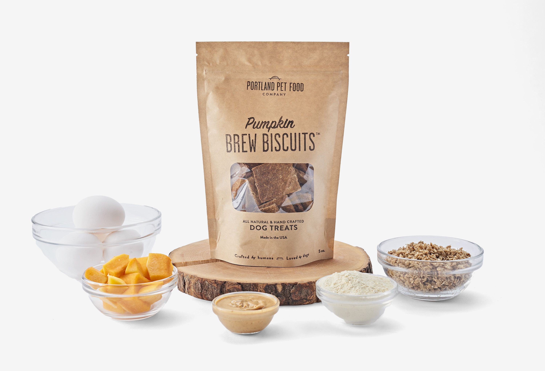 Brew biscuits with pumpkin dog treats pumpkin dog treats