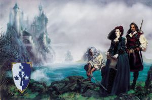 7th Sea: Avalon by TereseNielsen