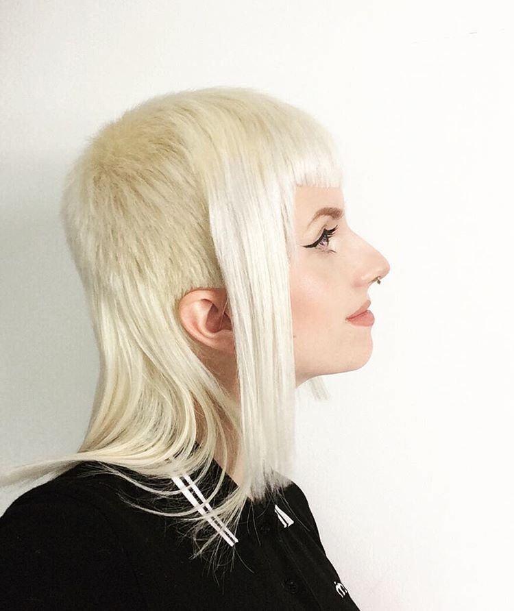 Auroralunar Chelsea Skingirl Skinbyrd Haircuts 4 In 2018