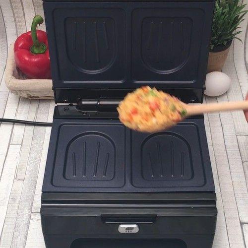 Recette Le croque-omelette sur Chefclub original