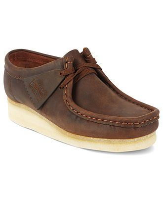 57292b52bb Clarks Women's Shoes, Originals Wallabees.. these are soo cute ...