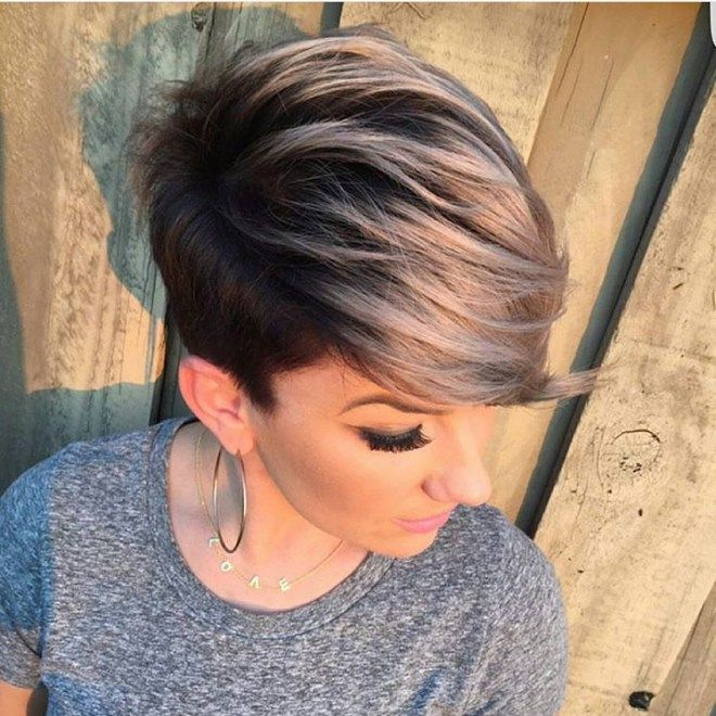 30 Bold Hair Colour Ideas You Should Try For 2016 Hair Styles Short Hair Styles Thick Hair Styles