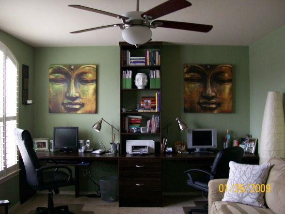 zen home office. Zen Home Office, Offices Design Office A