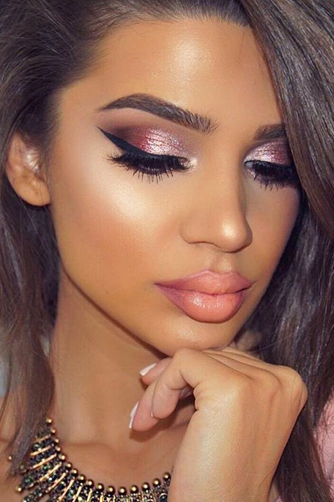 21 Day To Night Makeup Ideas For Winter Season To Master