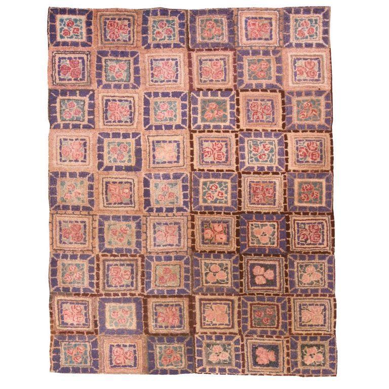 Rug Hooking, Rugs On Carpet, Homemade